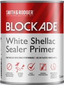 Blockade shellac sealer primer